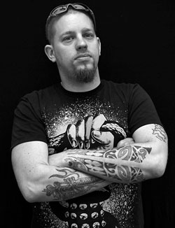 Ben Boston - Artist and Tattooist